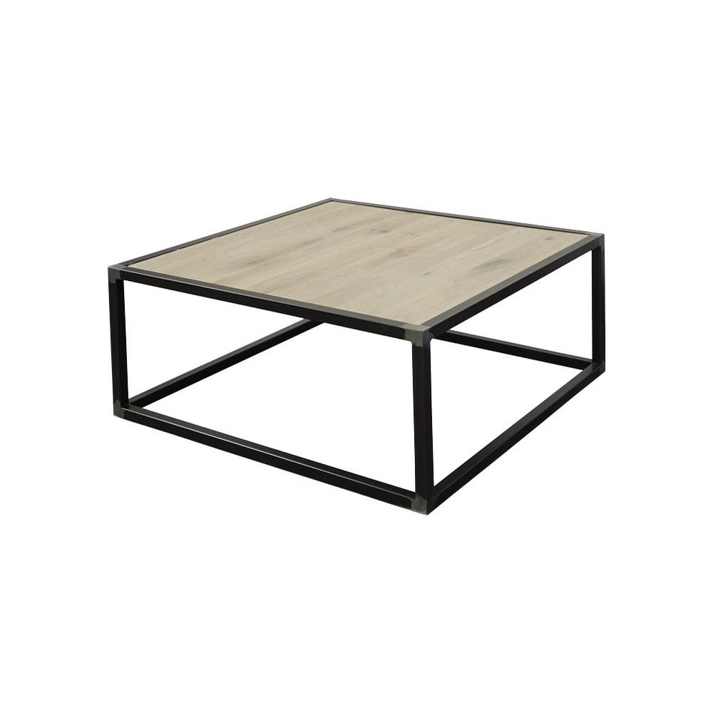 Spinder Diva salontafel-bijzettafel -Blacksmith-100x100 cm u20ac 398.00 ...
