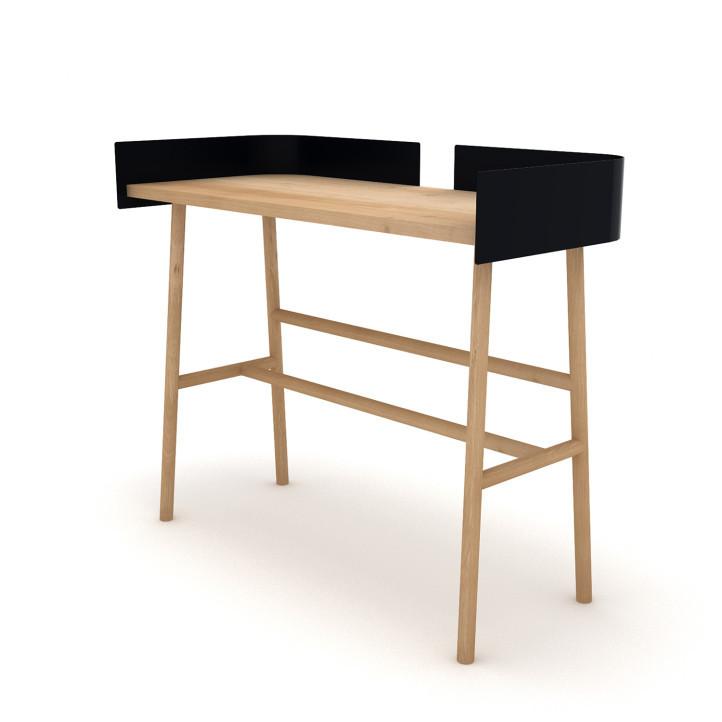 Universo Positivo B Desk bureau-Zwart