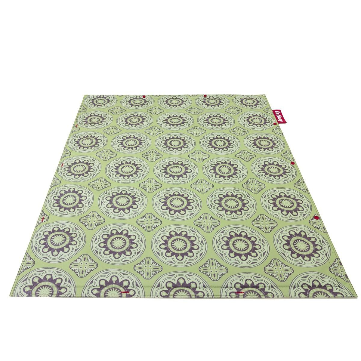 Fatboy Flying Carpet vloerkleed-Casablanca groen