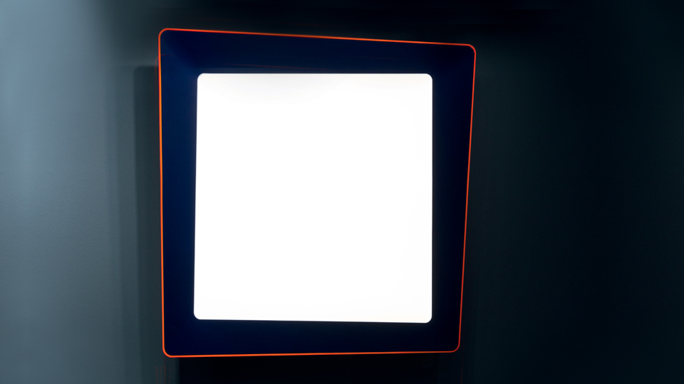 Artemide Crazy Wall/Ceiling wandlamp-Blauw