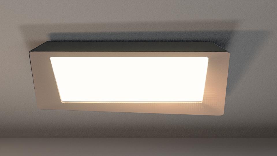Artemide Crazy Wall/Ceiling wandlamp-Grijs