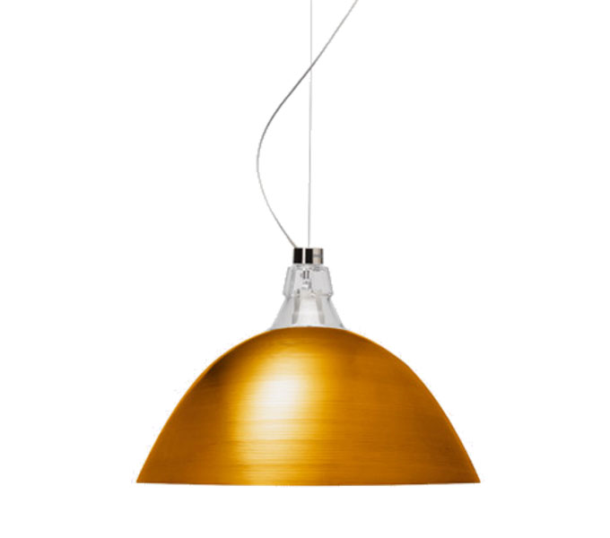 Diesel with Foscarini Bell hanglamp-Brons