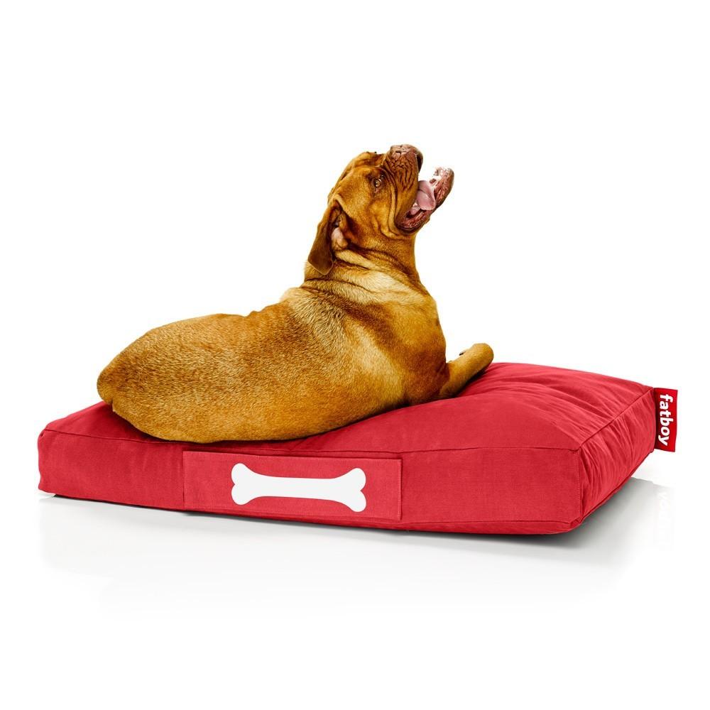 Fatboy Doggielounge Stonewashed Large-Rood