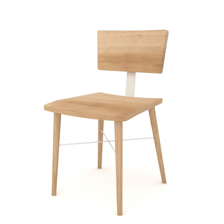 Universo Positivo Dowel Chair stoel