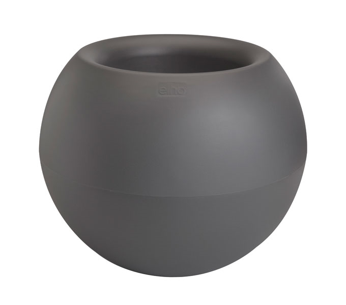 Elho Pure Bowl bloempot-∅ 50 cm-antraciet