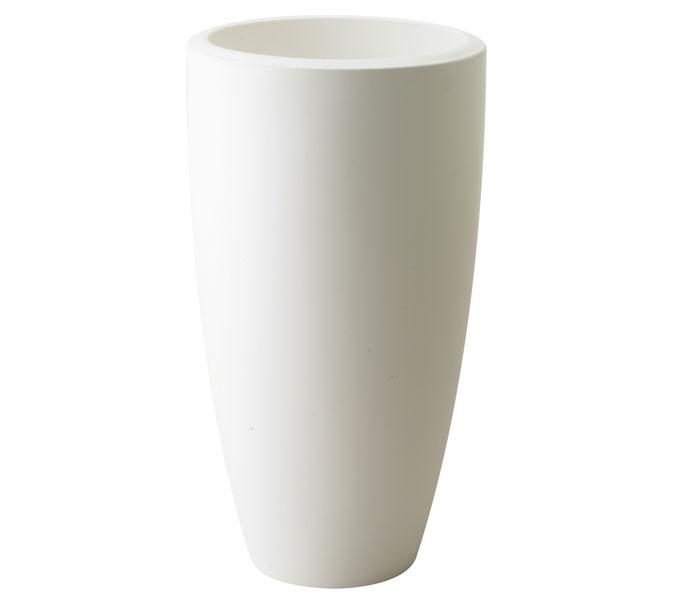 Elho Pure Soft Round High vaas -∅ 30 cm
