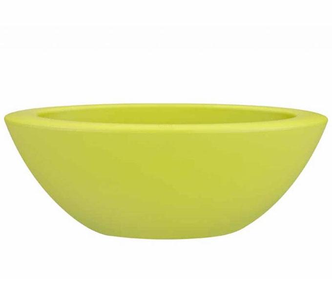 Elho Pure Soft schaal-Groen-∅ 80 cm