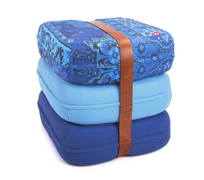 Fatboy Baboesjka pouf-Ali ba ba blue
