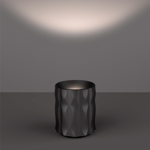 Artemide Fiamma 15 Floor vloerlamp-Zwart