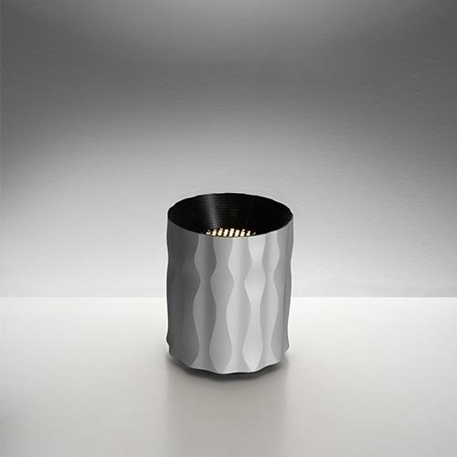 Artemide Fiamma 15 Floor vloerlamp-Grijs
