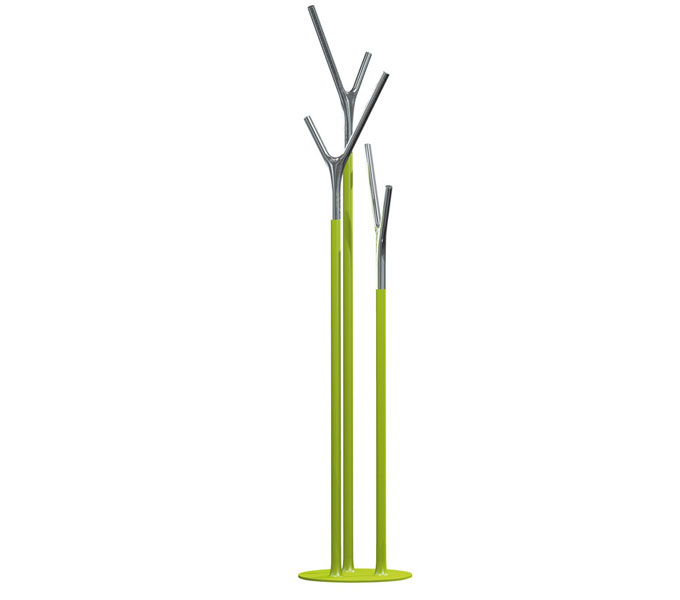 Frost Wishbone kapstok -Lime groen