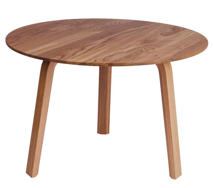 HAY Bella salontafel-Hout-32 cm hoog