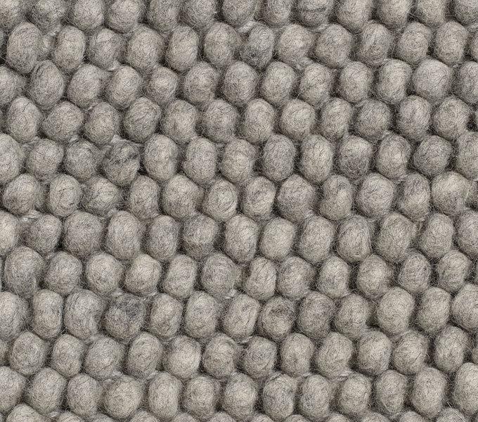 HAY Peas vloerkleed-Medium grey-170x240 cm