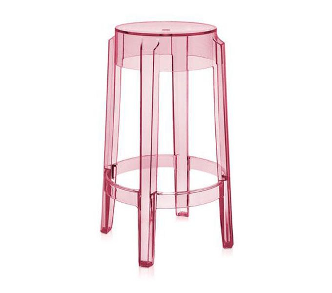 Woonwinkel    at home with marieke schaal puck 145 cm roze   PTR