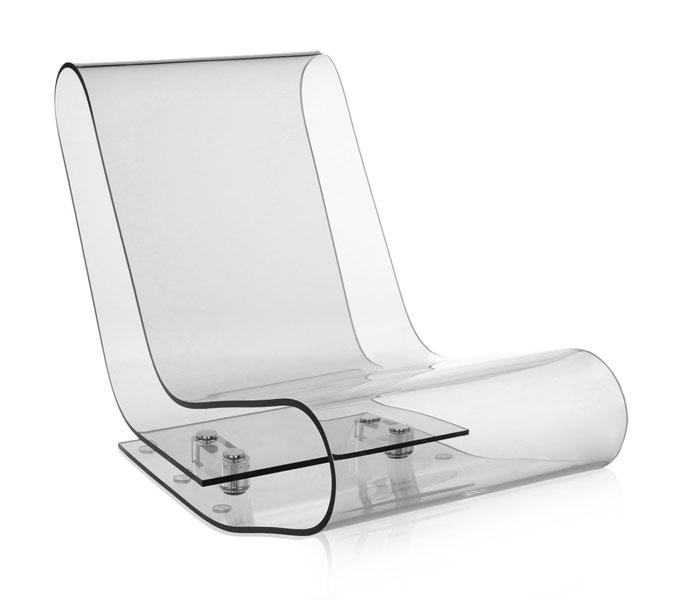 Kartell lcp stoel transparant - Transparante stoel kartell ...
