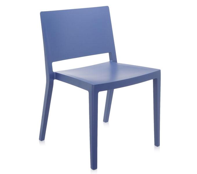 Design Meubels - Kartell Maui stoel-Zonder armleuning-Groen