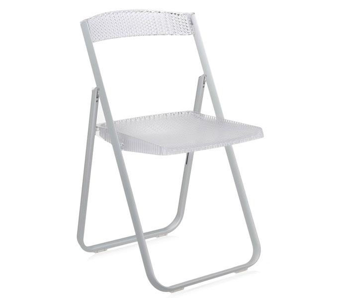 Kartell lizz mat stoel kartell aanbieding kopen - Transparante stoel kartell ...