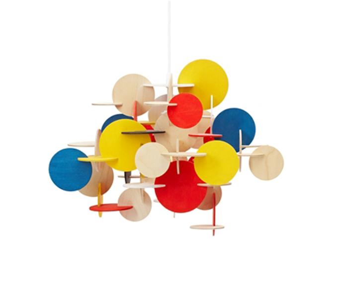 normann copenhagen bau hanglamp normann copenhagen in de. Black Bedroom Furniture Sets. Home Design Ideas
