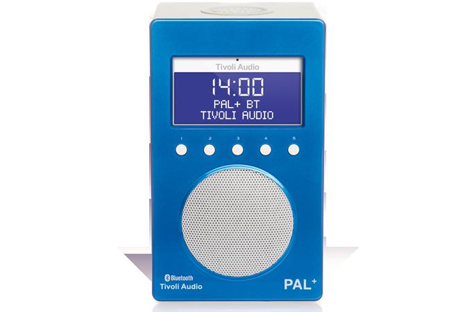 Tivoli Audio Pal +-Blauw