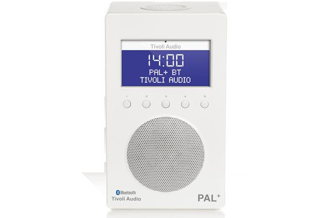 Tivoli Audio Pal +-Wit