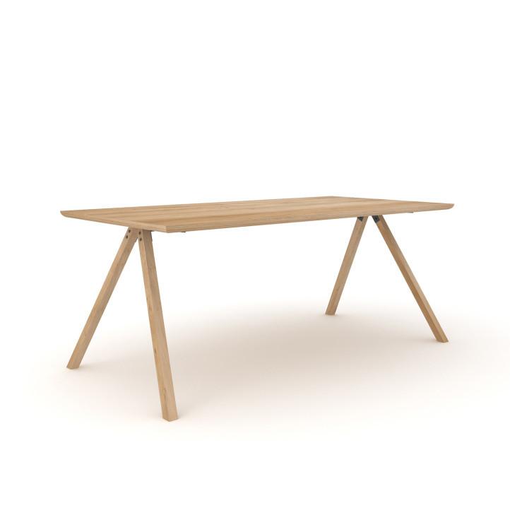 Universo Positivo Flow Table Large tafel-Donker grijs