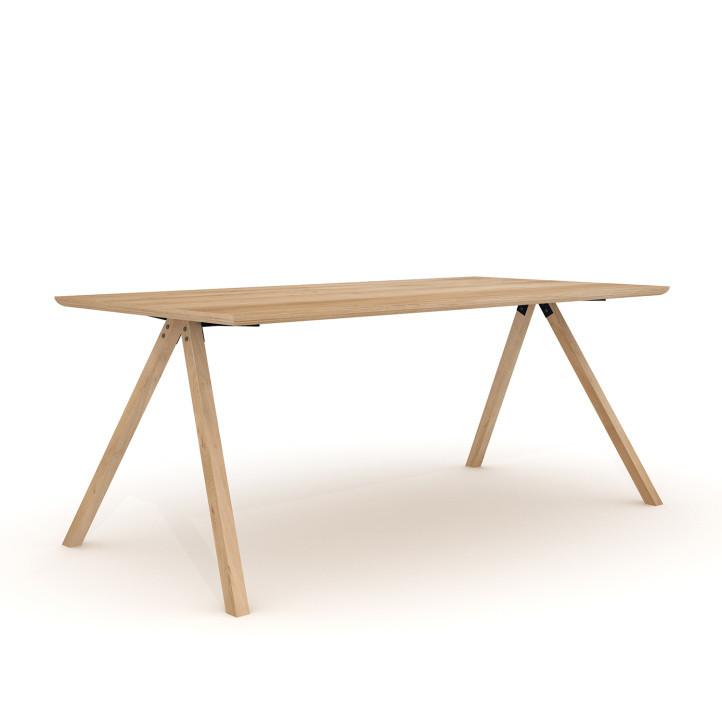 Universo Positivo Flow Table Large tafel-Zwart