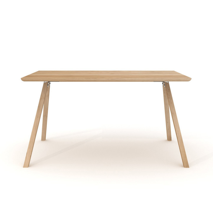 Universo Positivo Flow Table Small tafel-Donker grijs