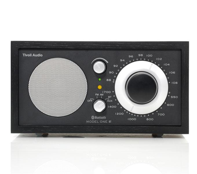 Tivoli Audio One BT-Zwart