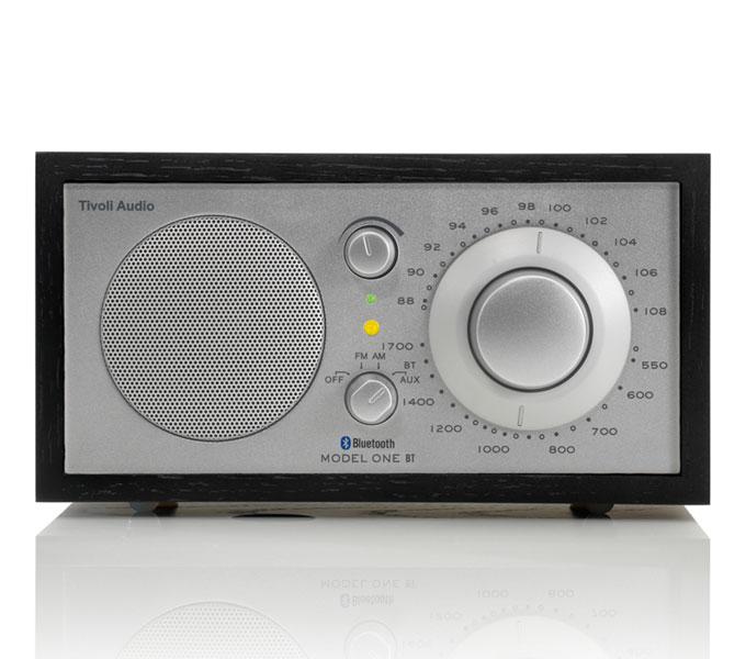 Tivoli Audio One BT-Zwart-grijs