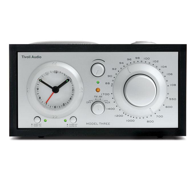 Tivoli Audio Three BT-Zwart