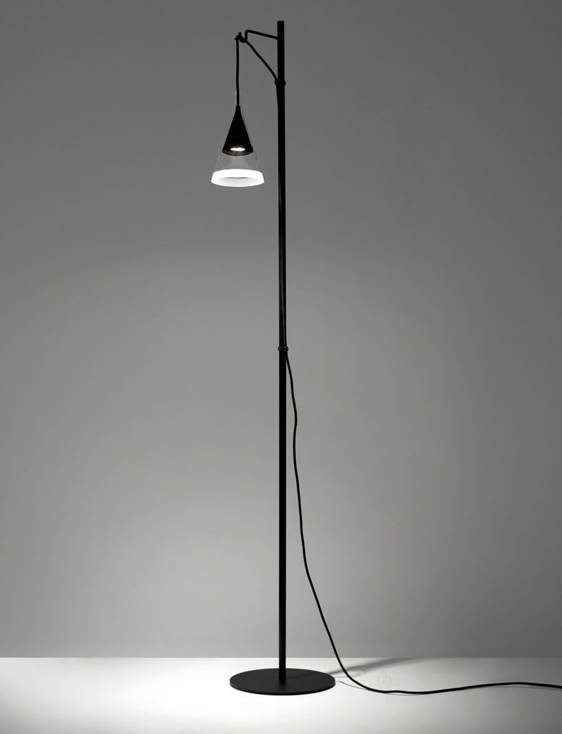 Artemide Vigo Reading Floor vloerlamp