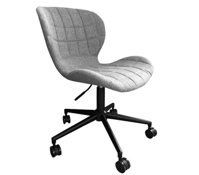 Zuiver OMG bureaustoel-Grijs