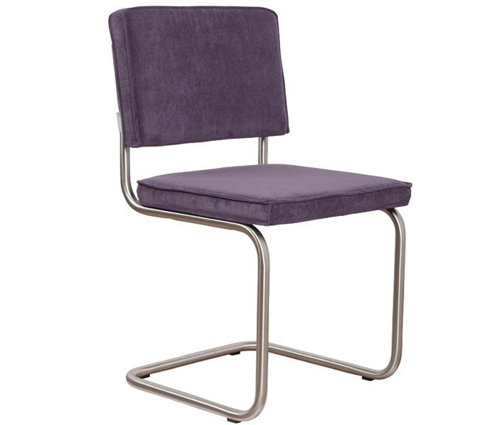 Design Meubels - Kartell Maui stoel-Zonder armleuning-Zwart