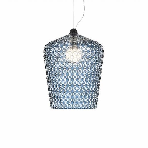 Kartell Kabuki hanglamp-Blauw