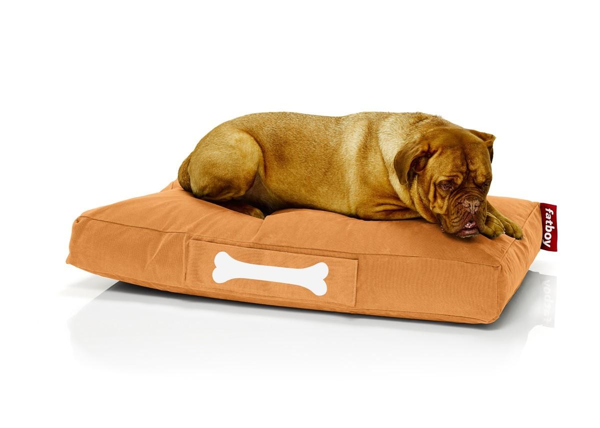 Fatboy Doggielounge Stonewashed Large-Oranje
