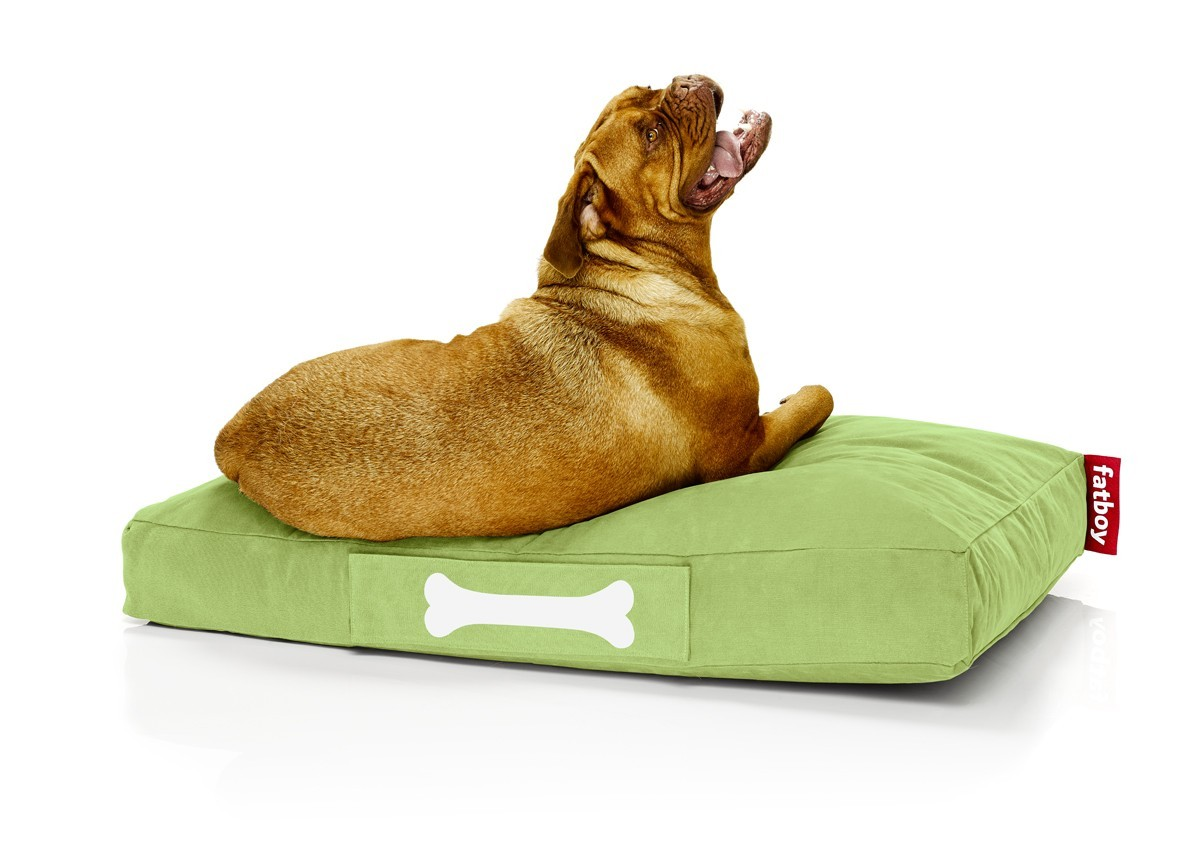 Fatboy Doggielounge Stonewashed Large-Lime