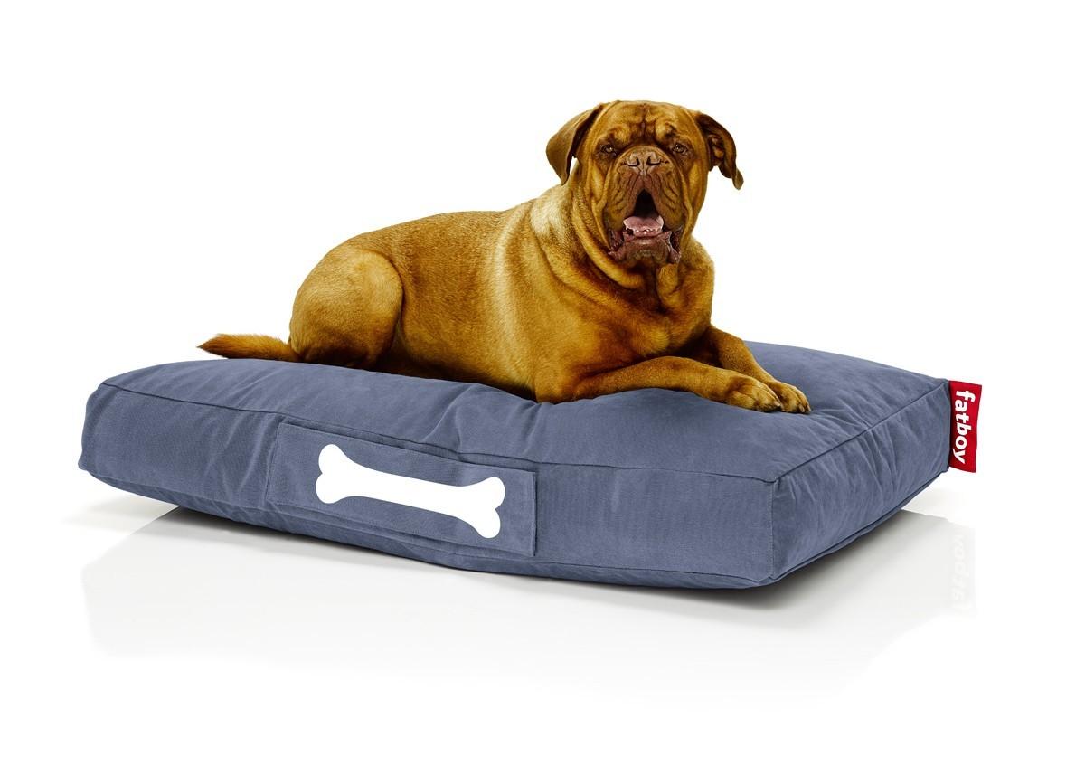Fatboy Doggielounge Stonewashed Large-Blauw