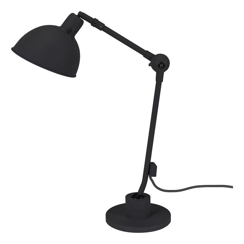 Bodilson Dixie tafellamp-Zwart