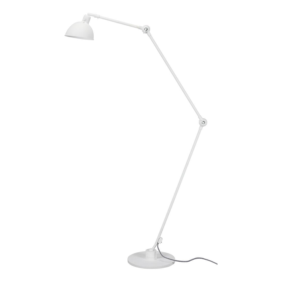 Bodilson Dixie vloerlamp-Wit