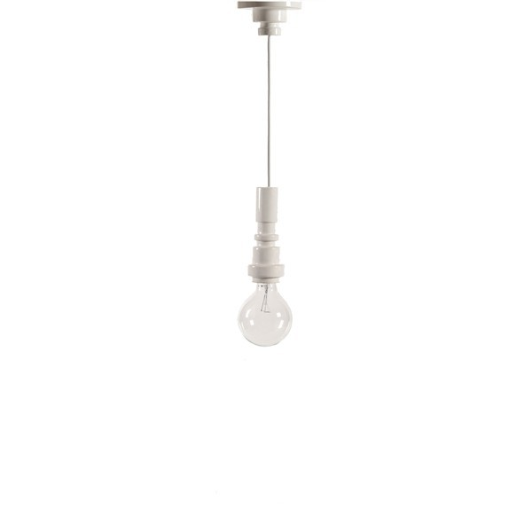 Seletti Turn Collection Hanging lamp-6,5x16,5 cm
