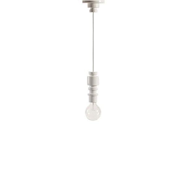 Seletti Turn Collection Hanging lamp-7x17,5 cm
