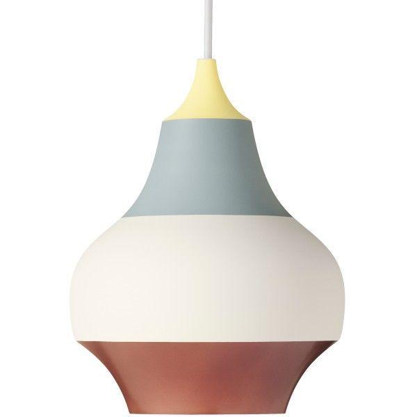 Louis Poulsen Cirque hanglamp-Geel-� 22 cm