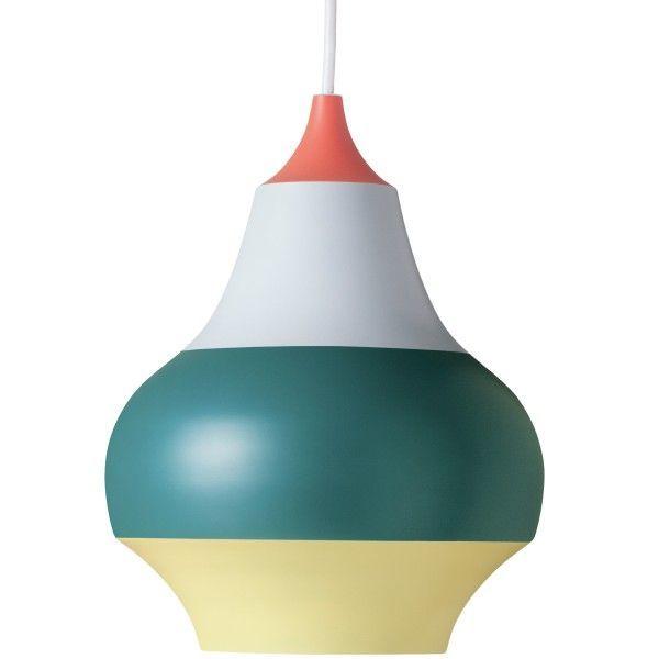 Louis Poulsen Cirque hanglamp-Rood-� 22 cm