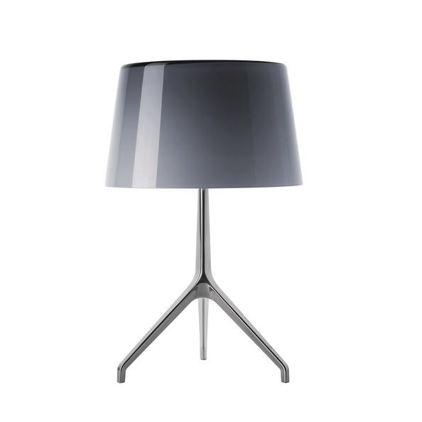 Foscarini Lumiere XXS tafelamp-Grijs-Aluminium