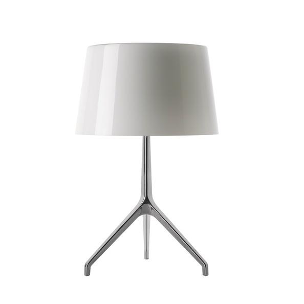 Foscarini Lumiere XXS tafelamp-Wit-Aluminium