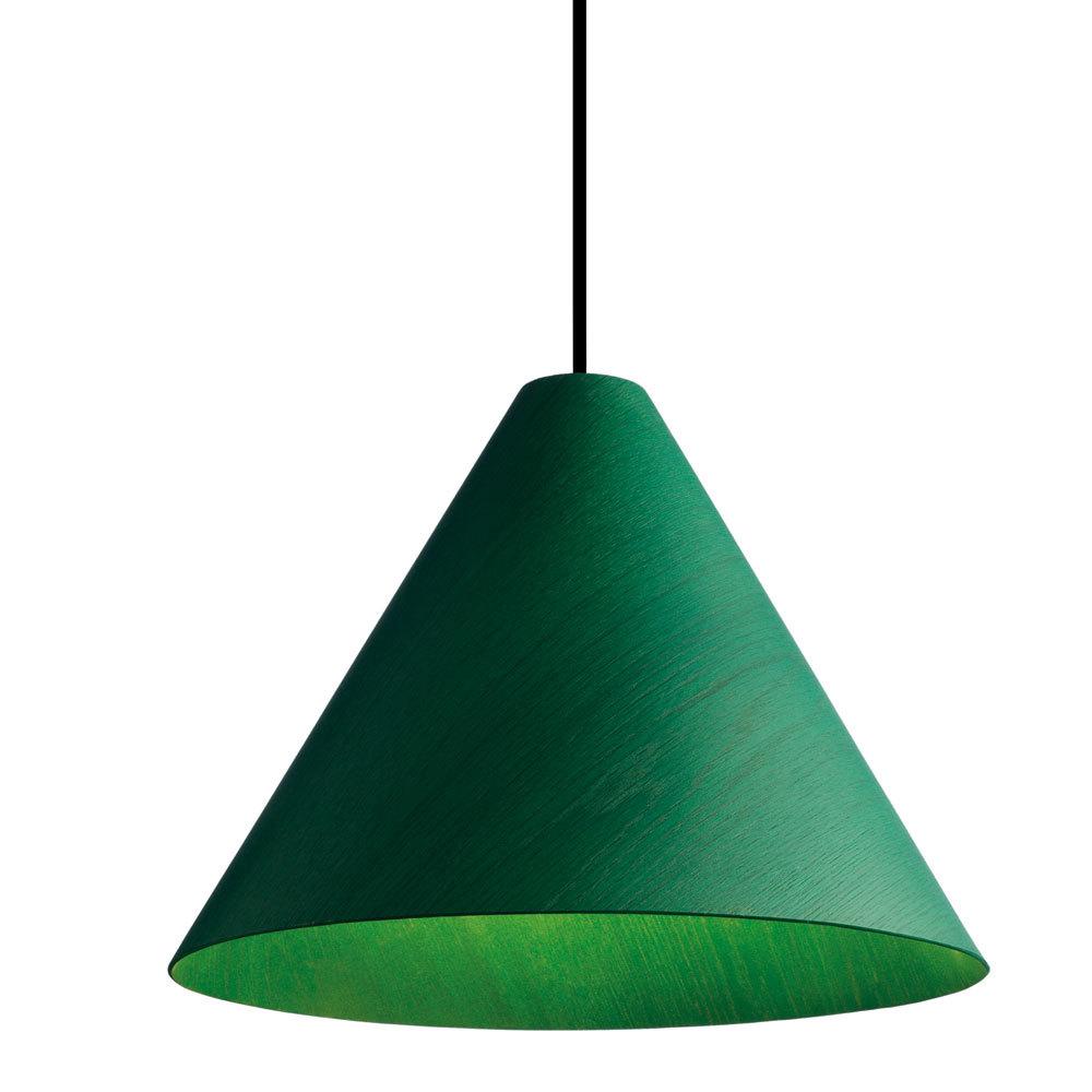 Hay 30Degree hanglamp-Groen-ø 34 cm