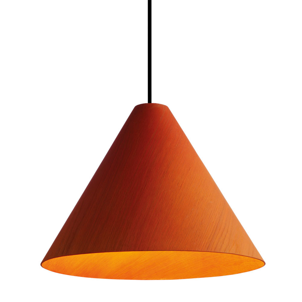 Hay 30Degree hanglamp-Oranje-ø 24 cm
