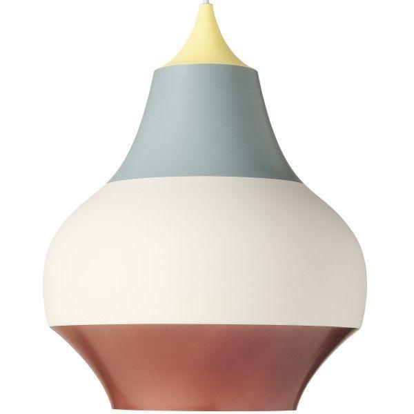 Louis Poulsen Cirque hanglamp-Geel-� 38 cm
