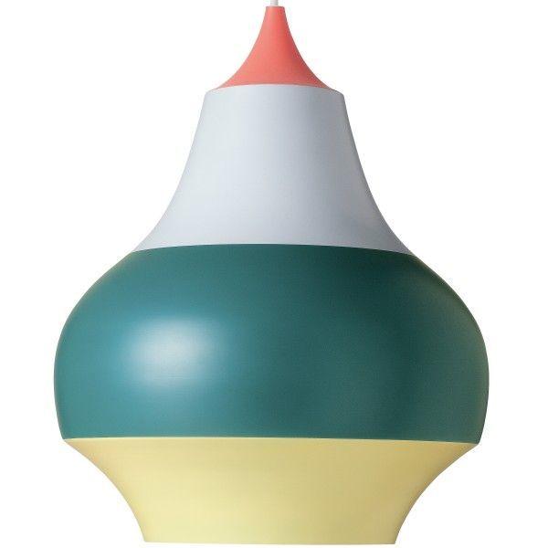 Louis Poulsen Cirque hanglamp-Rood-� 38 cm