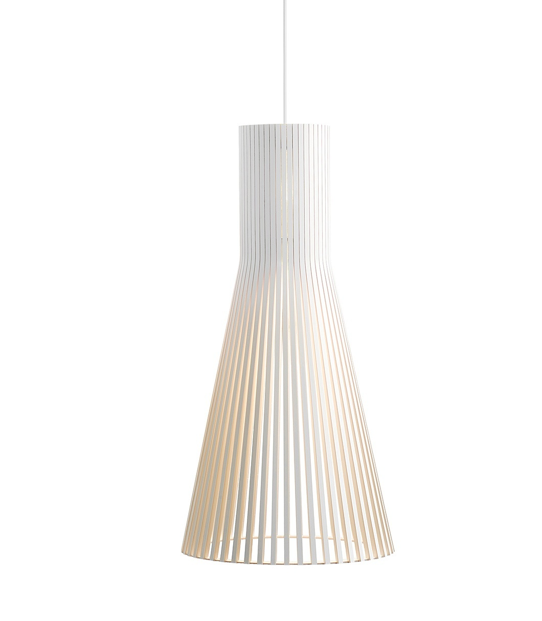 Secto Design Secto 4200 hanglamp-Wit